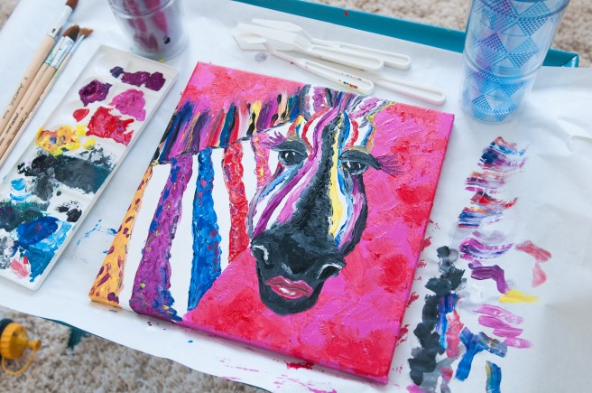 zebra-art-painting-in-progress-kelly-cameron-130